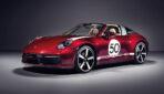 Porsche 911 Targa 4S Heritage Edition