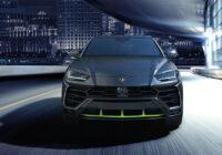 2021 Lamborghini Urus Graphite Capsule
