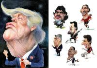 PETAR PISMESTROVIĆ: Sport (i politika) u karikaturi