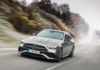 Mercedesov visoki C